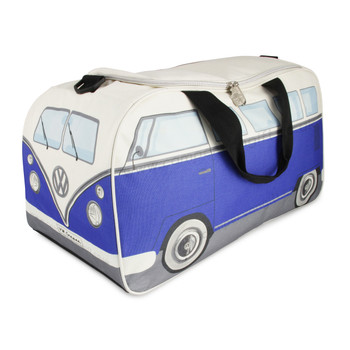 VW Campervan Sports Gym Bag - Blue