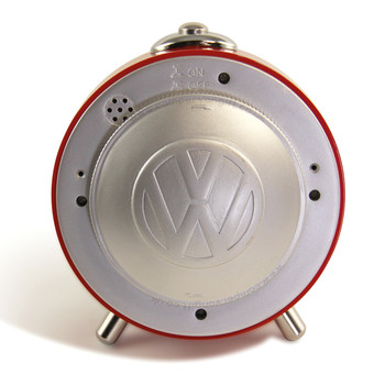 VW Campervan Speedometer Alarm Clock