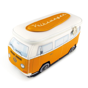 VW Orange Bay Campervan Universal Neoprene Wash Bag