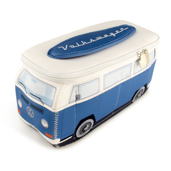 VW Blue Bay Campervan Universal Neoprene Wash Bag