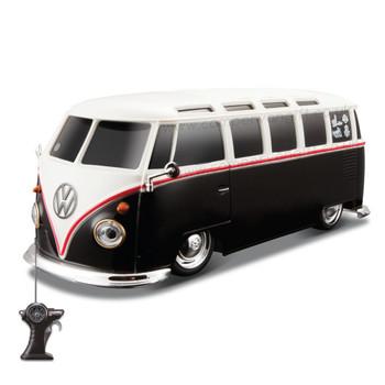 Volkswagen Remote Control Black Samba Campervan