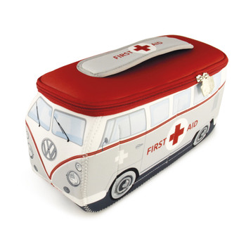 VW First Aid Campervan Universal Neoprene Wash Bag