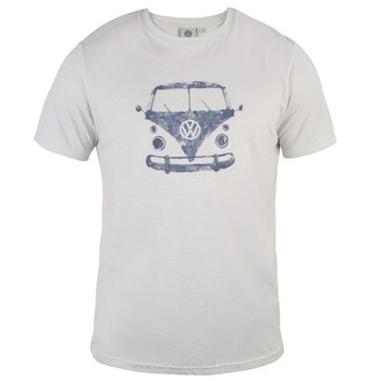 Volkswagen Campervan Water Splash Mens T-Shirt