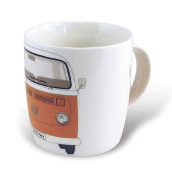 Bay Window VW Campervan Orange Mug