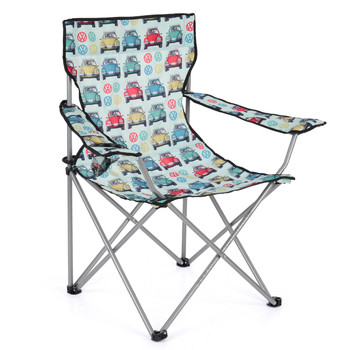 Camouflage Festival Cool Bag Folding Seat Trolley - Campervan Gift Ltd bf3a78fac1391