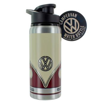 Volkswagen Aluminium Maroon Water Bottle