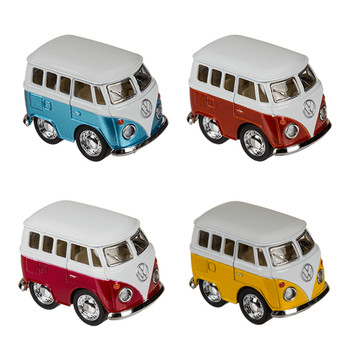 Volkswagen Campervan Little Van Diecast Toy Model