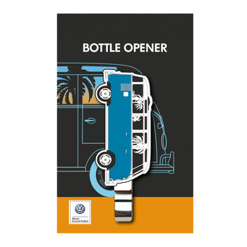 VW Campervan Bottle Opener & Ring Pull
