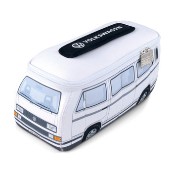 VW White T25 Campervan Universal Neoprene Wash Bag