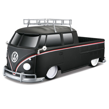 Volkswagen Remote Control Black Campervan Pickup