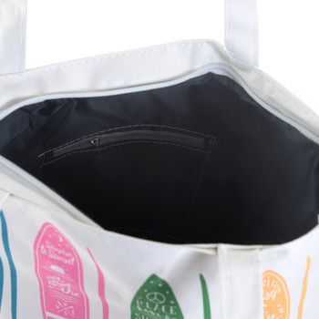 Surfboard Reusable Shopper Bag