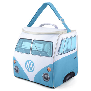 Volkswagen Campervan Blue Large Cool Bag