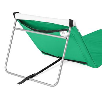 Volkswagen Green Campervan Folding Lounger Beach Mat