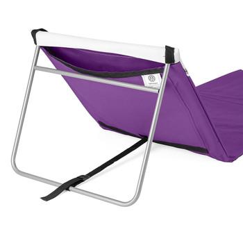 Volkswagen Purple Campervan Folding Lounger Beach Mat