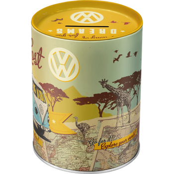 Volkswagen Campervan Get Lost Money Box