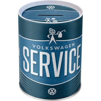 Volkswagen Campervan Service Money Box