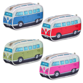 Volkswagen Campervan Pencil Case / Compact Case