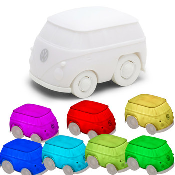 VW Campervan Colour Changing Night Light Mood Lamp