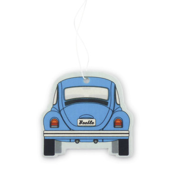 VW Beetle Air Freshener - Blue Fresh