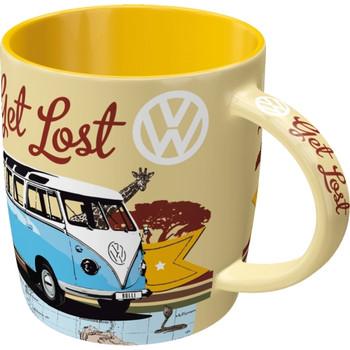 Volkswagen Campervan Get Lost Mug