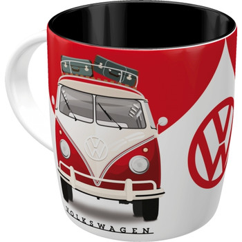 Volkswagen Campervan Good In Shape Mug