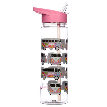 Volkswagen Campervan Summer Love 550ml Water Bottle