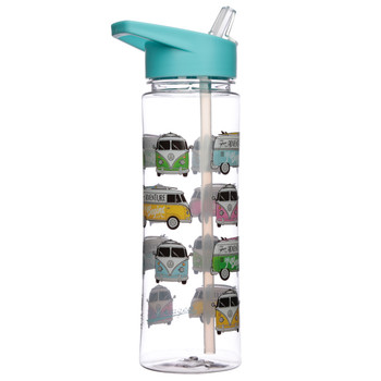 Volkswagen Campervan Adventure Begins 550ml Water Bottle