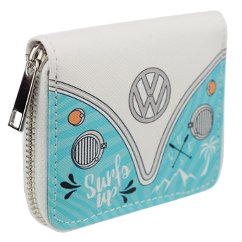 Volkswagen Campervan Adventure Begins Zipper Purse
