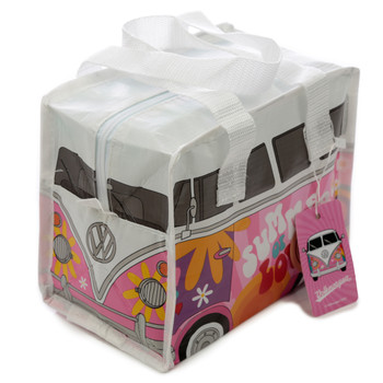 Volkswagen Campervan Summer Love Small Lunch Bag