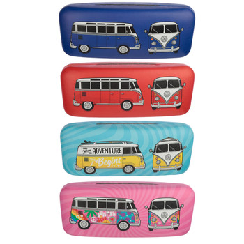 Volkswagen Campervan Adventure Begins Sunglasses Case