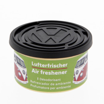 Volkswagen Campervan Air Freshener Tin - Watermelon Green