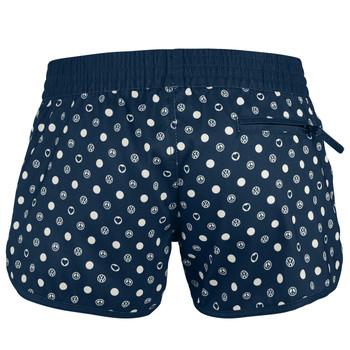 Volkswagen Campervan Women's Senna Beach Shorts
