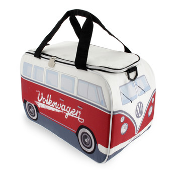 Volkswagen Campervan Red Thermal Cool Bag