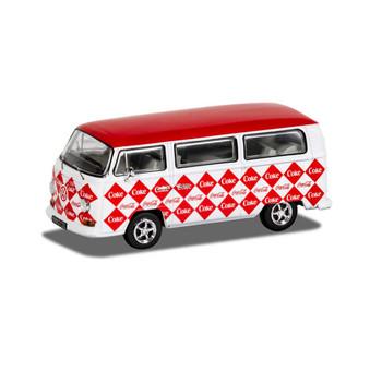Volkswagen Corgi Diecast Coca Cola Bay Campervan Diamond
