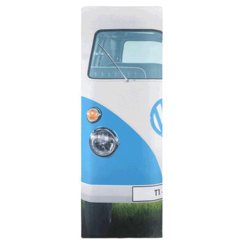 Volkswagen Campervan Blue Single Sleeping Bag