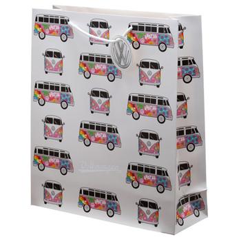 Volkswagen Multi Summer Love Campervan Large Gift Bag