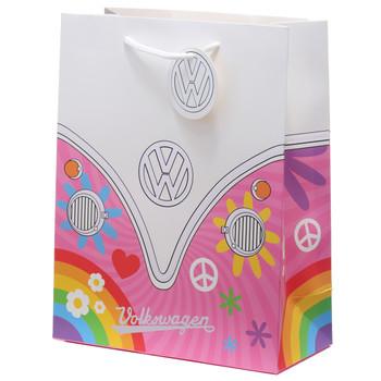 Volkswagen Summer Love Front Campervan Medium Gift Bag