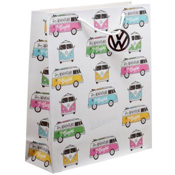 Volkswagen Multi Adventure Begins Campervan Large Gift Bag