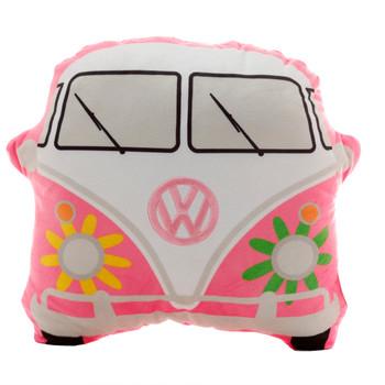 Volkswagen Summer Love Campervan Shaped Cushion
