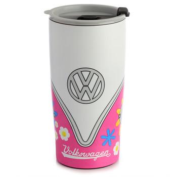 Volkswagen Campervan Summer Love Insulated Travel Mug