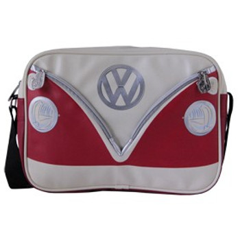 Official VW Retro Red Splitscreen Design Bag.