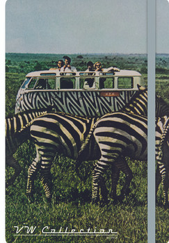 VW Safari Campervan Diary Notebook