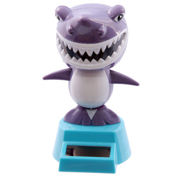 Solar Powered Dancing Shark