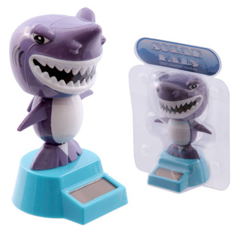 Solar Powered Dancing Shark