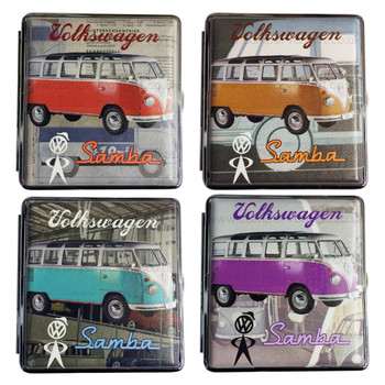 Official VW Vintage Campervan Cigarette Case
