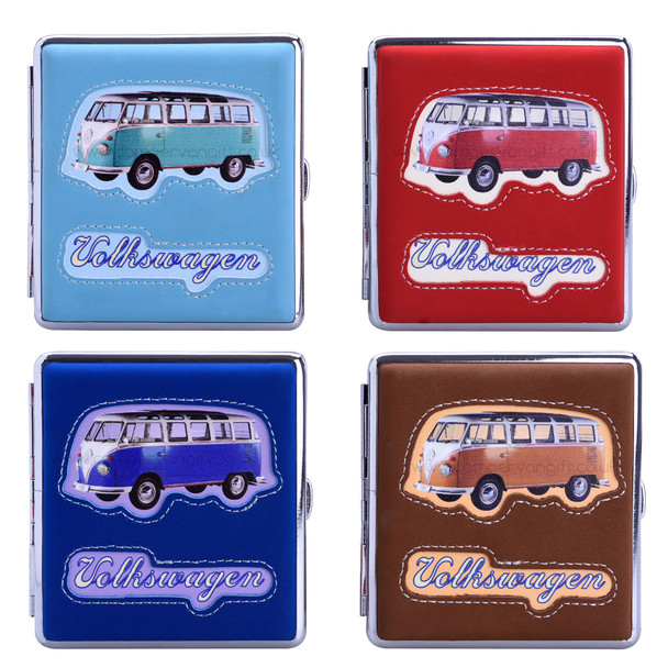 VW Campervan Sideview Cigarette Case