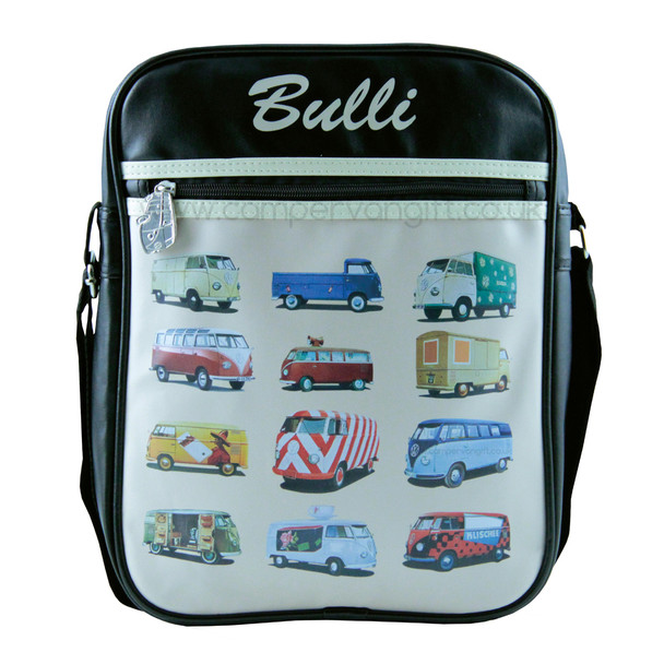 VW Retro Bulli Parade Campervan Shoulder Bag