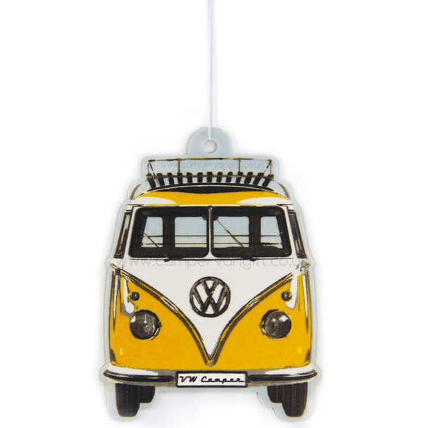 VW Campervan Air Freshener - Citrus Lemon