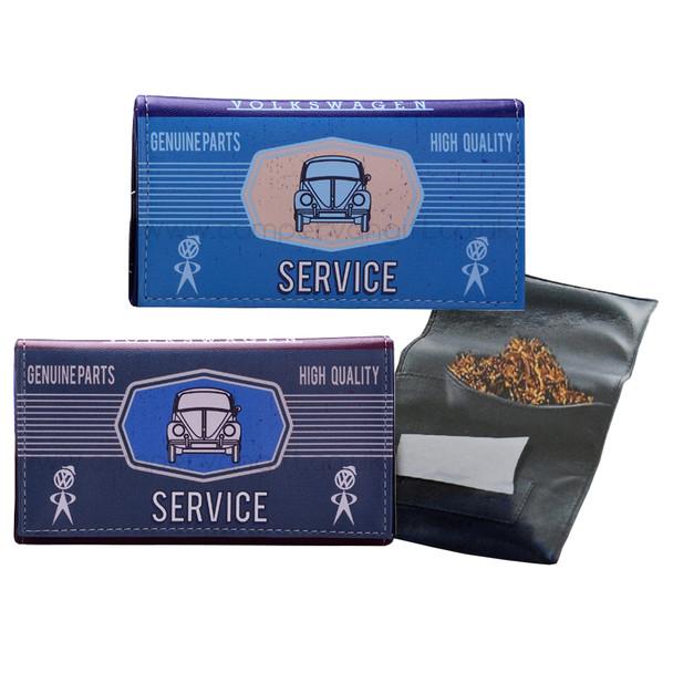 Volkswagen Beetle Service Tobacco Pouch