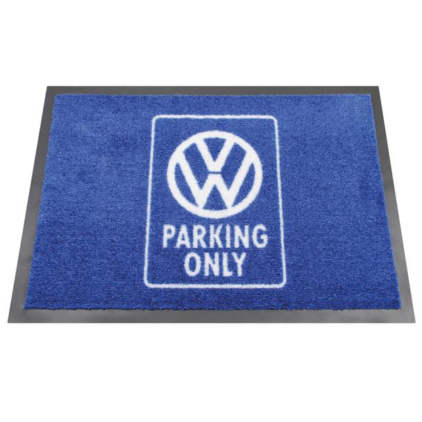 VW Parking Only Campervan Doormat
